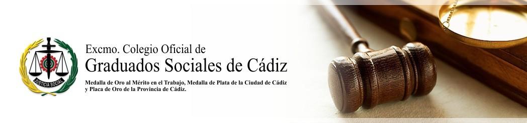 Blog del Colegio de Graduados Sociales de Cádiz y Ceuta