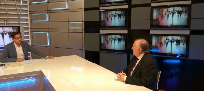 Entrevista a nuestro Presidente José Blas Fernández
