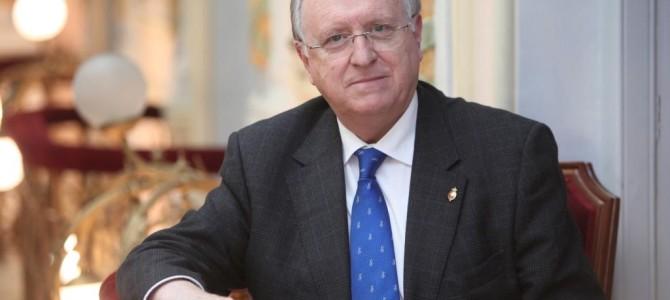 José Blas Fernández, nuevo presidente del Consejo Andaluz de Colegios Oficiales de Graduados Sociales