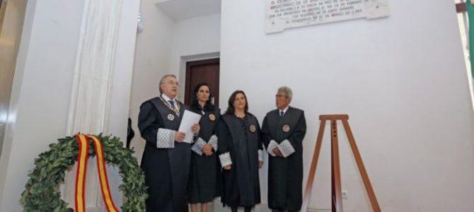 En recuerdo al juez Rafael Martínez Emperador, asesinado por ETA
