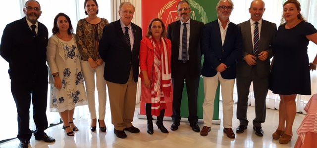 Félix Alberto Vilches Márquez, nuevo delegado de nuestro Colegio en el Campo de Gibraltar
