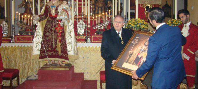San José Artesano recibe la Medalla de Oro de nuestro Colegio