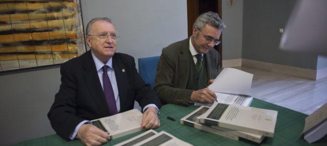 Presentado el libro de Fernando Sicre sobre la Inspección de Trabajo y Seguridad Social