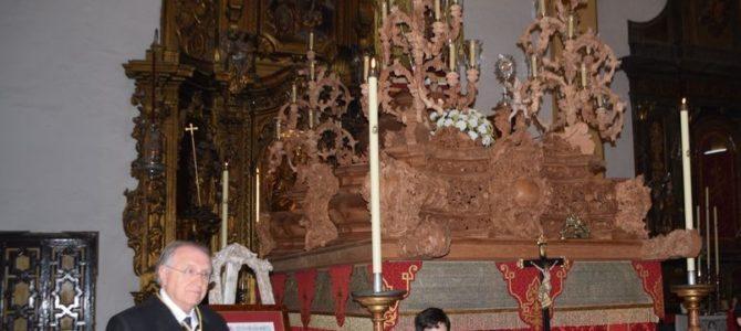 San José procesionará mañana por la Isla portando nuestro bastón de mando de los graduados sociales de la provincia