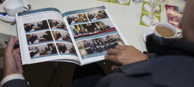 """Ya está en nuestra manos un nuevo ejemplar de la revista """"Avante Social"""""""