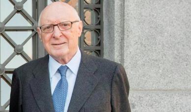 Los Graduados Sociales lamentan el fallecimiento de José Pedro Pérez-Llorca, padre de la Constitución Española