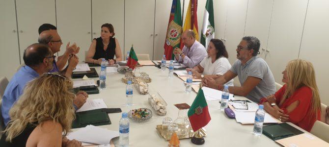 Reunión de nuestra Comisión de Relaciones Públicas
