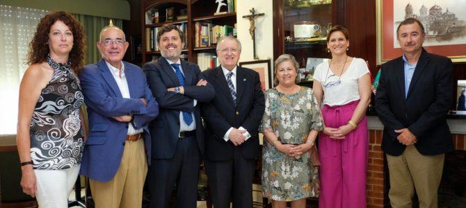 50 años de ejercicio profesional de José Blas Fernández Sánchez